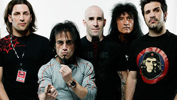 Anthrax Open Up About First New Album in Eight Years