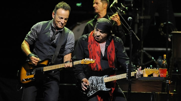 Bruce Springsteen Launches Archival Concert Download Service
