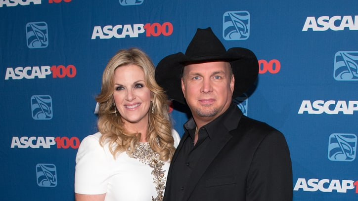 Trisha Yearwood Honors Husband Garth Brooks at ASCAP Awards