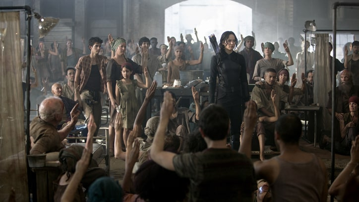The Hunger Games: Mockingjay — Part 1