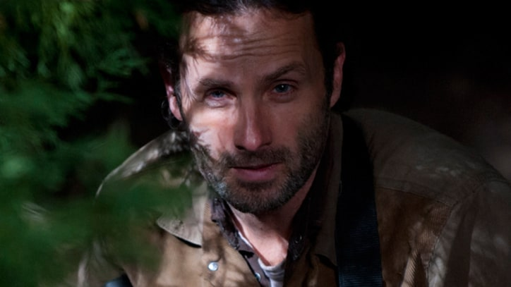 'The Walking Dead' Finale Recap: You Kill or You Die. Or You Die and You Kill