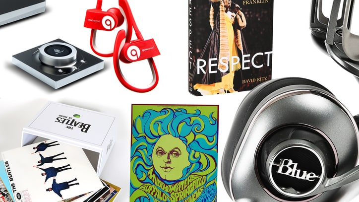 Holiday Gift Guide 2014: 45 Perfect Presents for Music Lovers