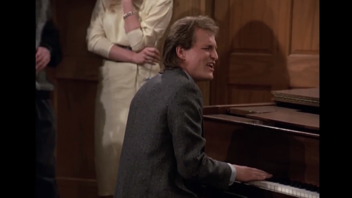 Flashback: Woody Sings 'The Kelly Song' on 'Cheers'