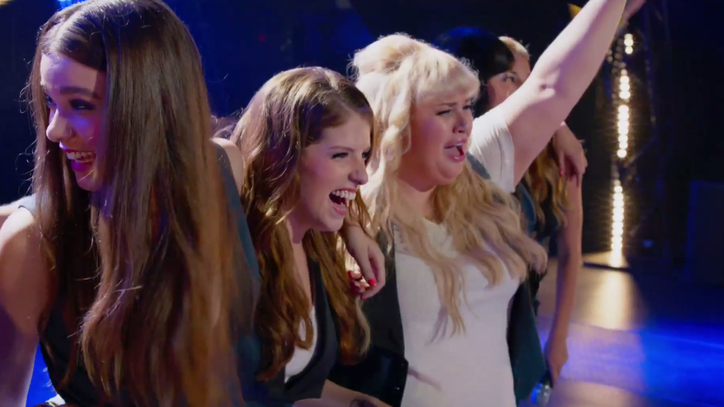 Anna Kendrick and Rebel Wilson Light Up 'Pitch Perfect 2' Trailer