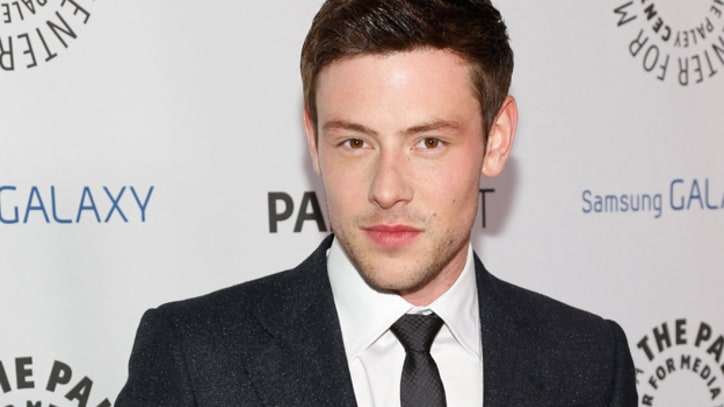 'Glee' Star Cory Monteith Enters Rehab