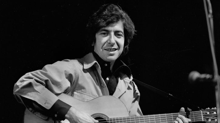 Weekend Rock Question: What's Leonard Cohen's Best Song?