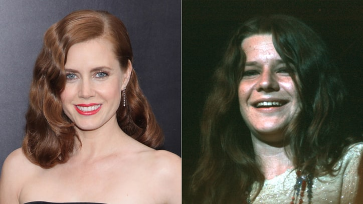 Amy Adams' Long-Delayed Janis Joplin Biopic Moves Forward