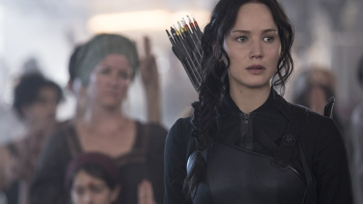 Hear Jennifer Lawrence's Haunting 'Hunger Games' Ballad