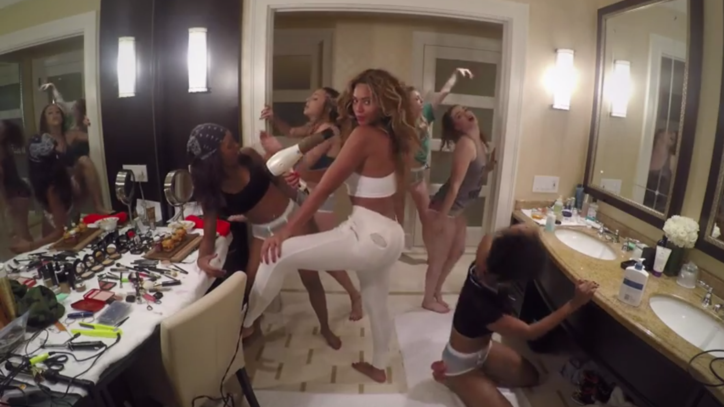 Watch Beyonce's Mesmerizing, Personal '7/11' Video