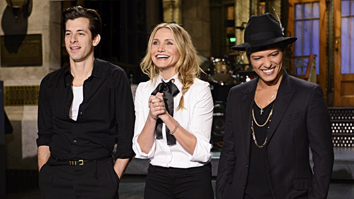 Cameron Diaz on 'SNL': 3 Sketches You Have to See
