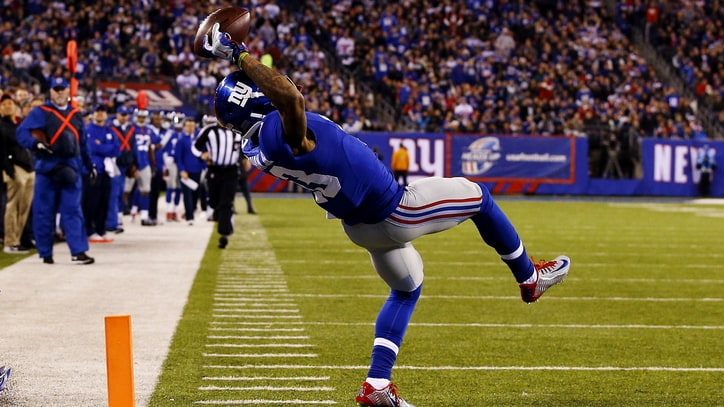 NFL Winners and Losers: Odell Beckham Jr. Makes the Catch of the Year