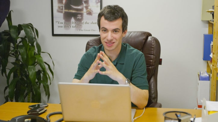 'Nathan For You': Inside Comedy Central's Absurdist Prank Factory