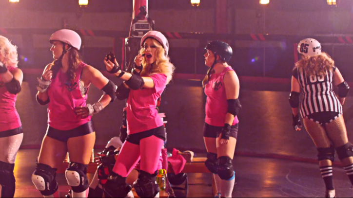Noel Gallagher's High Flying Birds Recruit Roller Derby Girls for Campy Video
