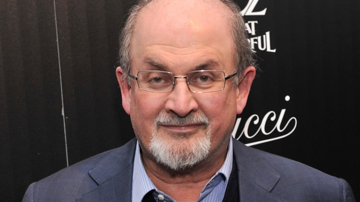 Q&A: Salman Rushdie Talks 'Midnight's Children,' Other Projects