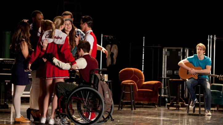 'Glee' School Shooting Episode Strikes a Chord in Newtown