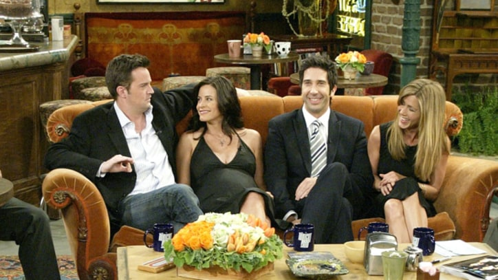 'Friends' Creator: Reunion 'Not Happening'