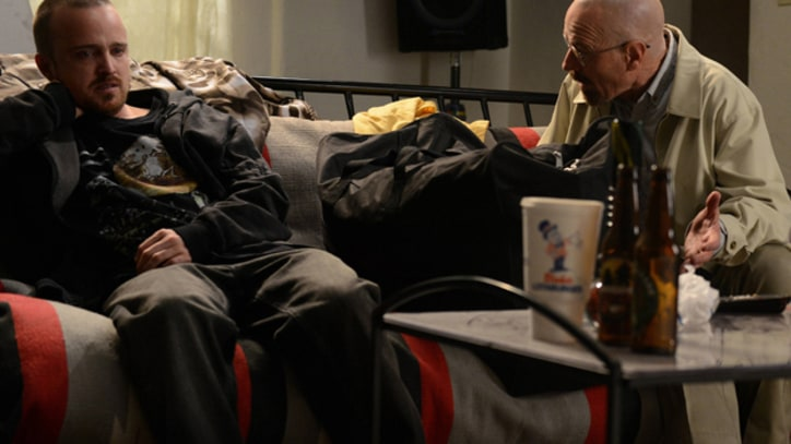 'Breaking Bad' Unveils First New Photo From Final Episodes