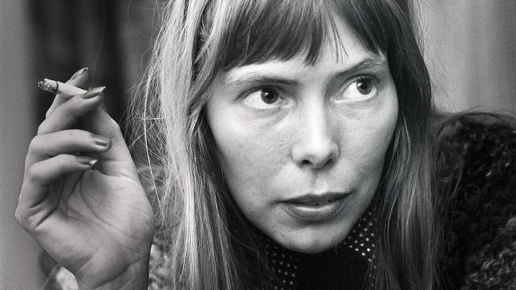 Joni Mitchell Reveals Why She Nixed Taylor Swift-Starring Biopic