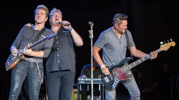Rascal Flatts Reveal Secrets Behind Vocal Acrobatics on New Single 'Riot'