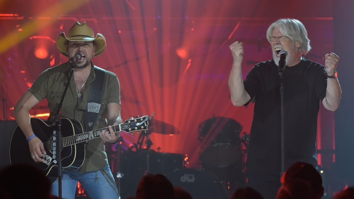 Bob Seger and Jason Aldean on 'Crossroads' Collaboration: 'There's a Lot of Attitude'