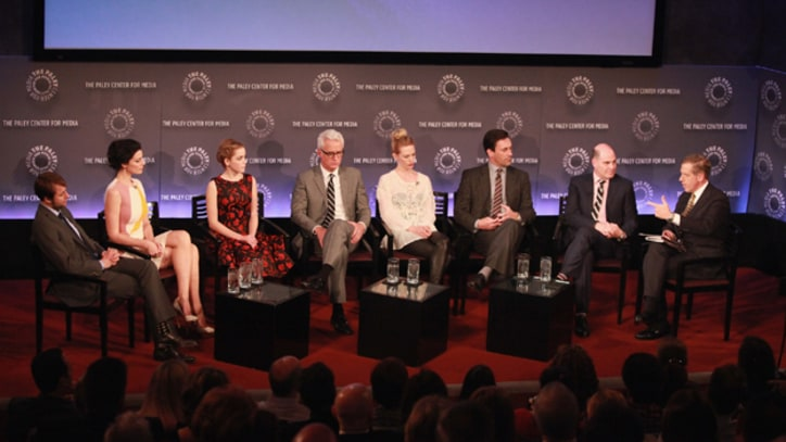 'Mad Men' Cast Gets Intimate in New York