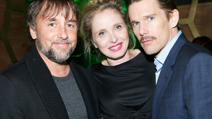 Richard Linklater, Julie Delpy and Ethan Hawke Talk 'Before Midnight' at Tribeca Film Festival