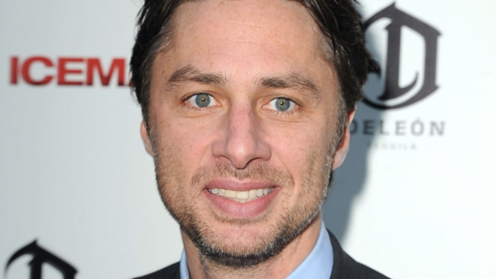Zach Braff Raises $1.5 Million in One Day on Kickstarter