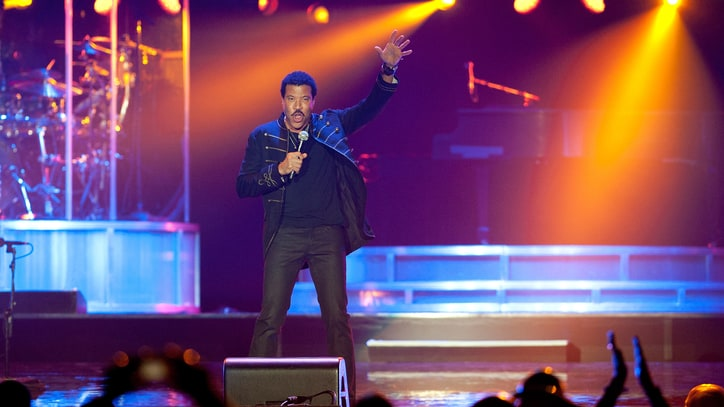 Lionel Richie Recruited for Distinguished Sunday Slot at Glastonbury 2015