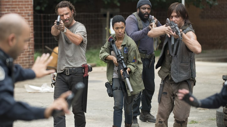 You Can't Go Back: 5 Takeaways From 'The Walking Dead' Season 5.1 Finale