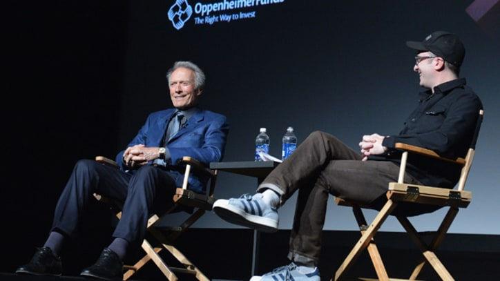 Clint Eastwood and Darren Aronofsky Talk Shop at the Tribeca Film Festival