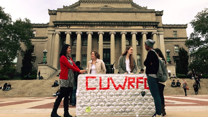 How 'Carry That Weight' Is Changing the Conversation on Campus Sexual Assault