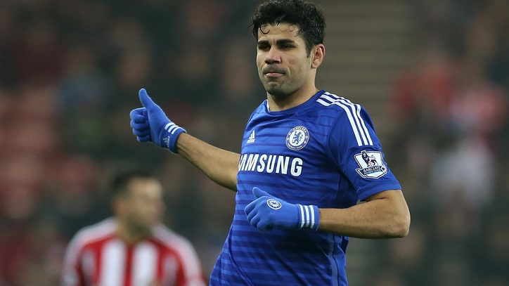 Chelsea Takes on Tottenham: No Costa, No Problem