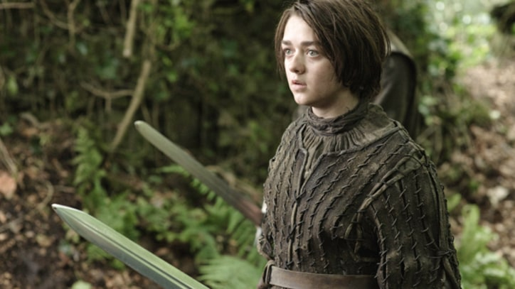 'Game of Thrones' Q&A: Maisie Williams on Arya Stark's Trial by Fire