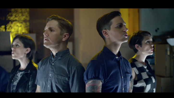 See Night Terrors of 1927, Tegan and Sara Team for 'When You Were Mine' Video