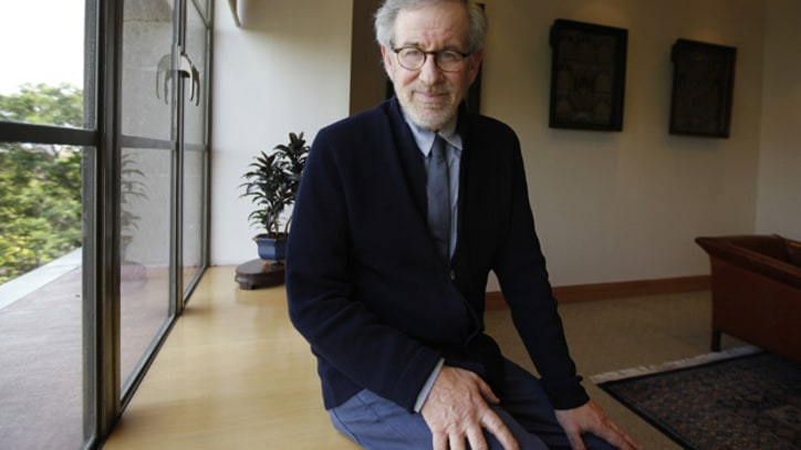 Steven Spielberg Takes on 'American Sniper' Project