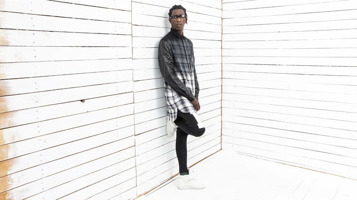 Perma-Stoned Oddball Young Thug Is the Hottest Voice in Rap