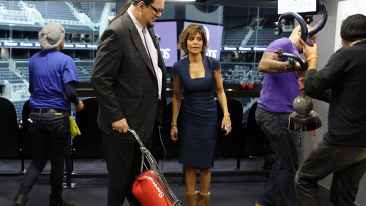 'Celebrity Apprentice' Recap: The Battle at Barclays