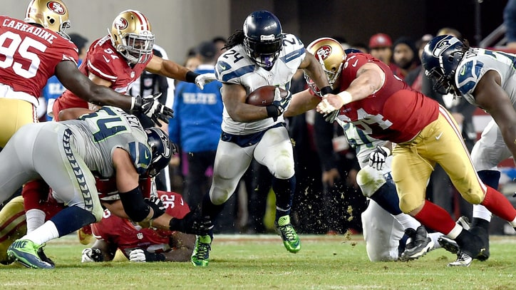 What Marshawn Lynch's Silence Says About the NFL