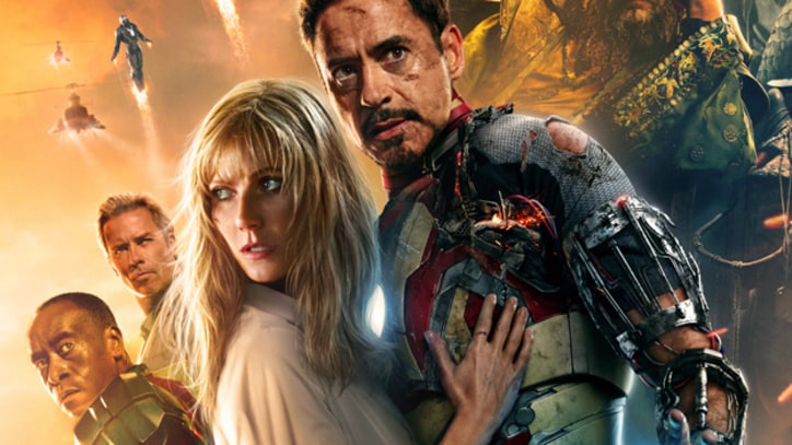 Box Office Report: 'Iron Man 3' Scores Second Biggest Opening Weekend Ever