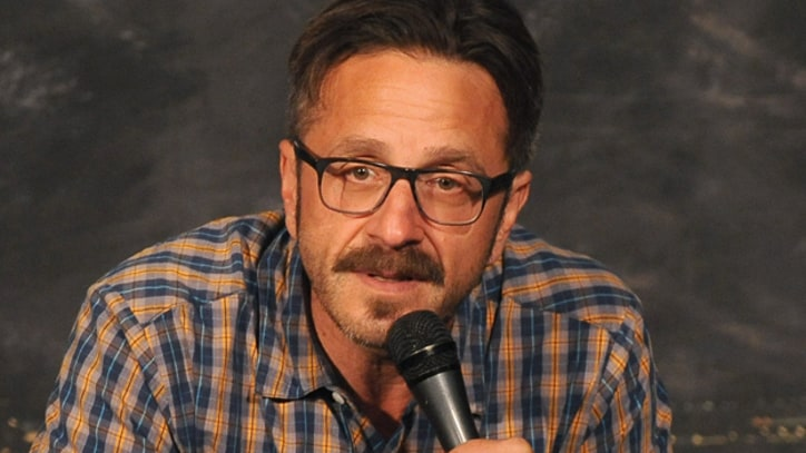Q&A: Marc Maron on Burning Bridges and Music as Therapy