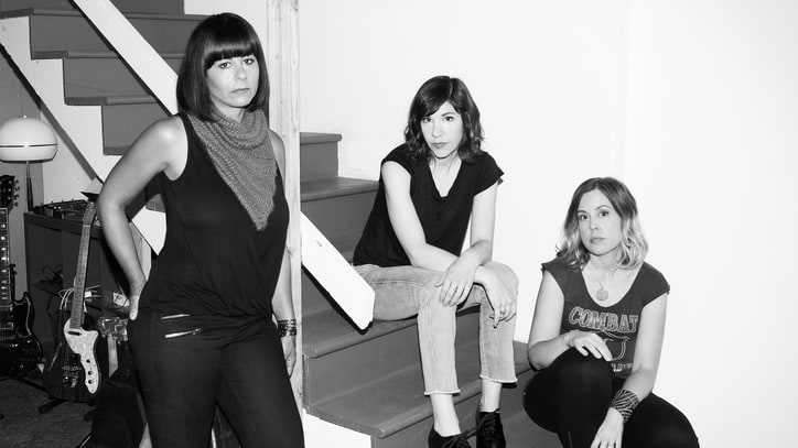Sleater-Kinney Share Fiery Battle Cry 'Surface Envy'