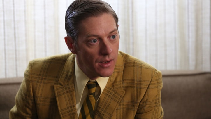 Q&A: 'Mad Men' Actor Kevin Rahm on Sunday's Game-Changing Episode