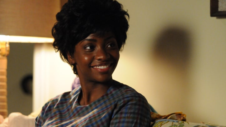 Q&A: 'Mad Men' Actress Teyonah Parris on Dawn's Ambition