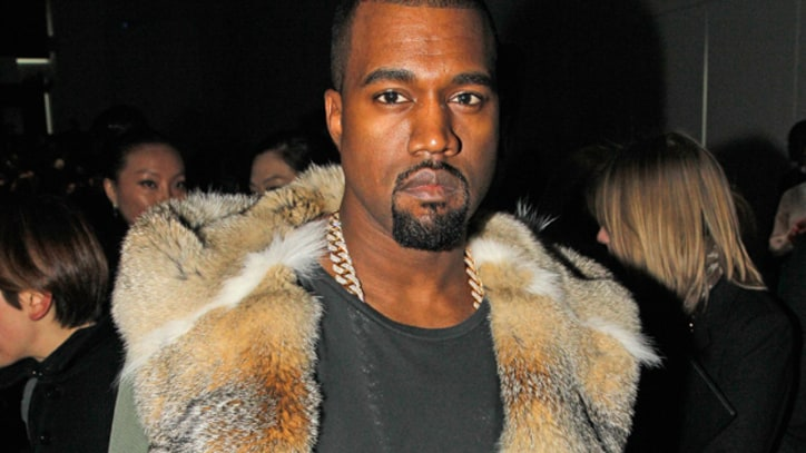 Kanye West Set for 'Anchorman 2' Cameo