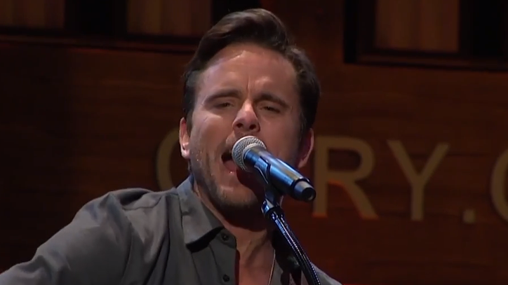 Watch Charles Esten Bring 'Nashville'-Worthy Grit to the Opry
