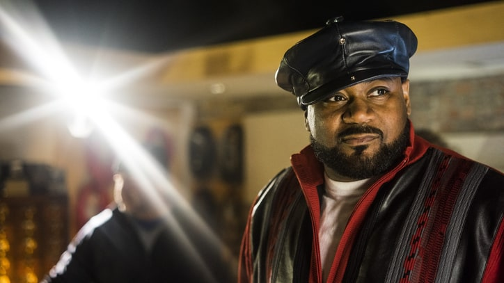 See Behind the Scenes Photos from Ghostface Killah's Funky Video Shoot