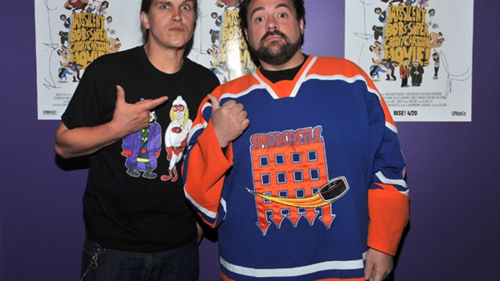 Kevin Smith Takes Jay and Silent Bob on the Road