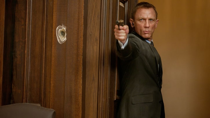 Next James Bond Film Receives Haunting, Familiar Title: 'Spectre'