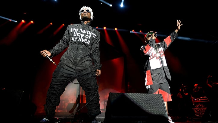 Andre 3000 'Felt Like a Sellout' Doing Outkast Reunion Shows