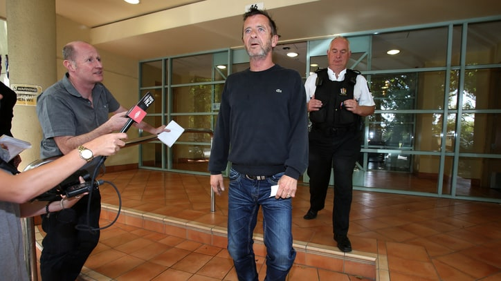 AC/DC's Phil Rudd Returns to Police Custody After 'Fracas' With Trial Witness